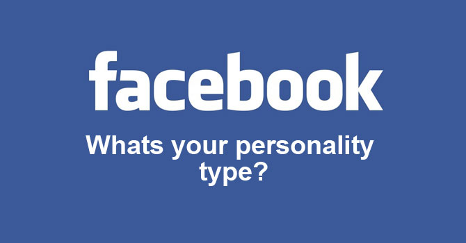 facebook-personality