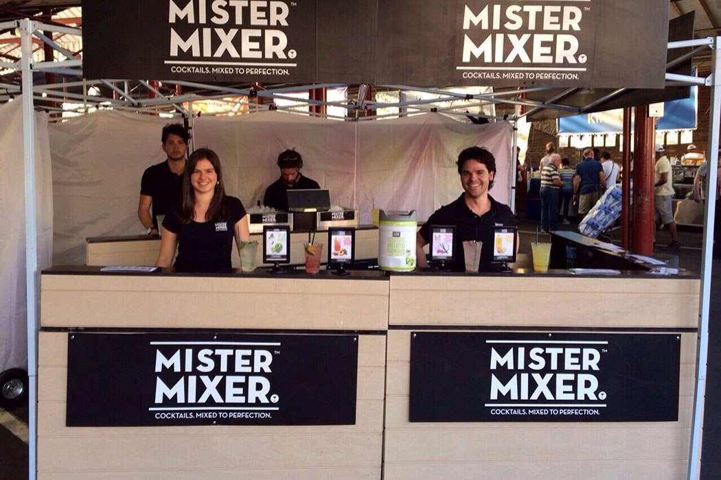 Mister Mixer – QV Night Markets #cocktails