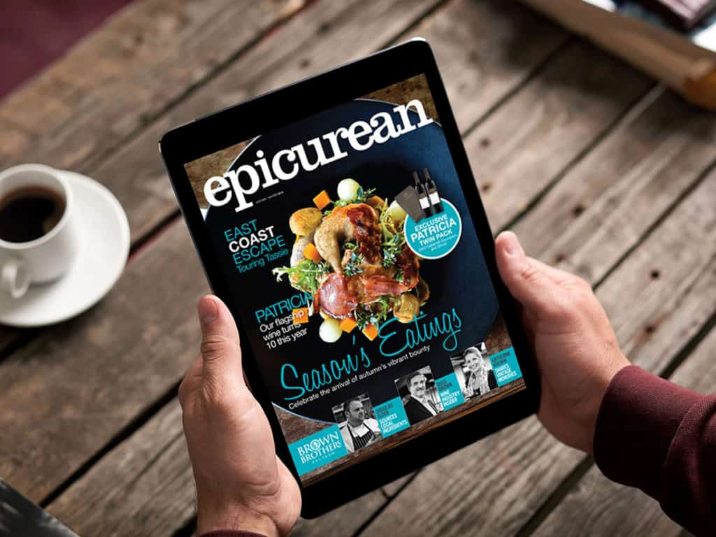 Brown Brothers Epicurean Magazine