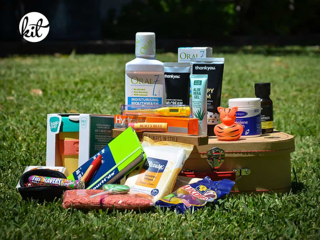 Kit for cancer box and products