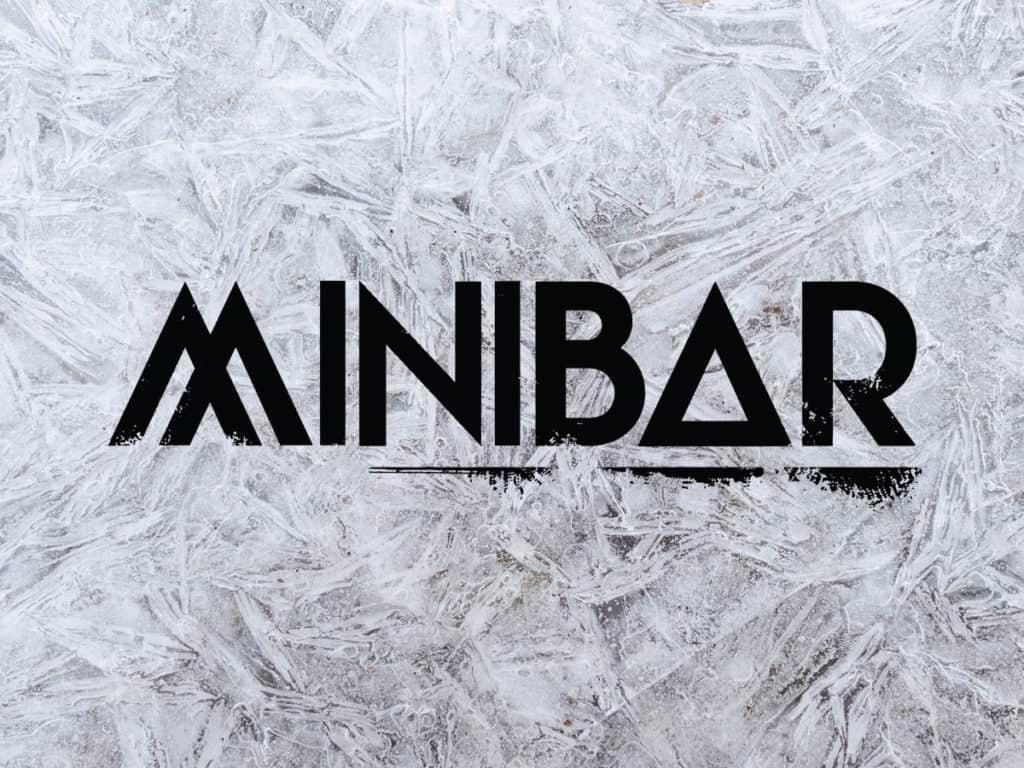 minibar logo design